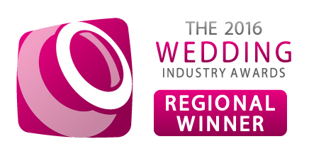 Regional Winner The 2016 Wedding Industry Awards