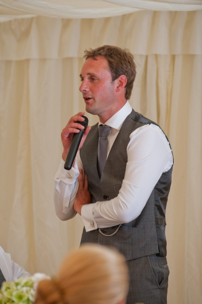 Richard Down - Proprietor and owner, and Uptons very 1st Groomsman