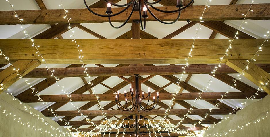 Cider Barn Fairy Lights