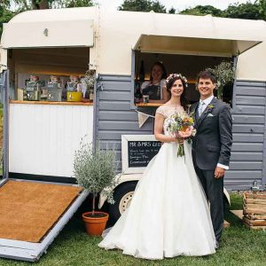 Fine Filly Mobile Prosecco Bar