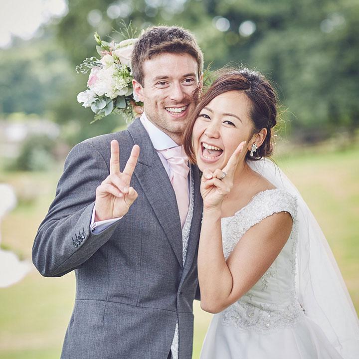 Peter & Misako