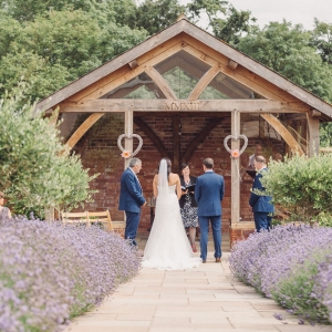 Vows at the arbour