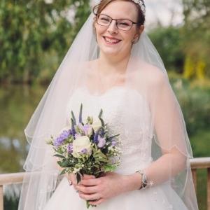 Radient bride