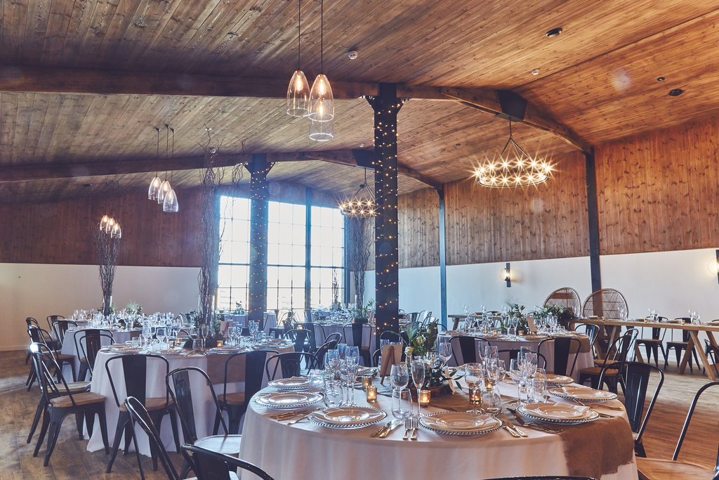 The Stable Barn Wedding Breakfast