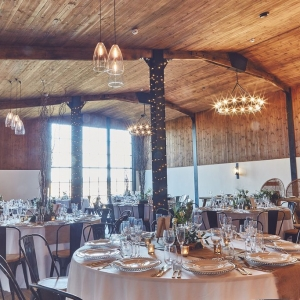 The Stable Barn wedding breakfast