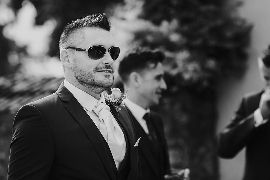 The groom