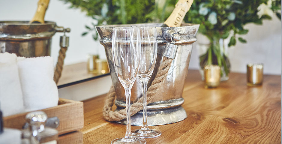 The Tack Room Champagne