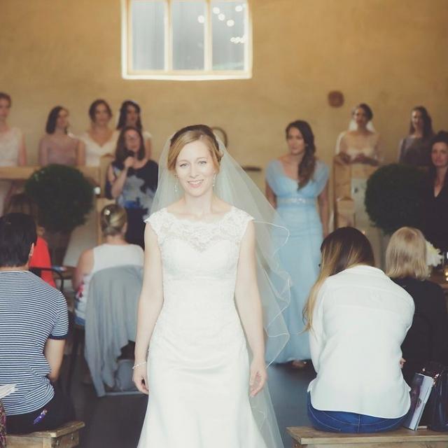 Bridal wear show