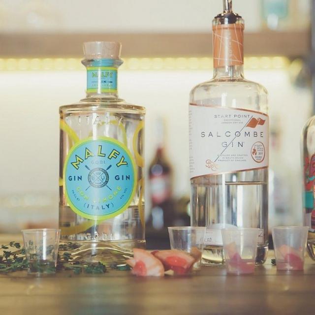 Gin Bottles