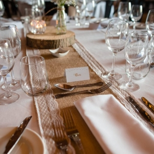 WTable place setting