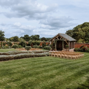 The Arbor at Upton Barn and Walled Garden, Devon