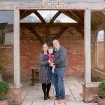 Wedding Venue Walled Garden Arbour Engagement
