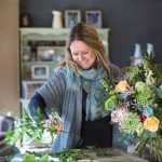 Gemma, Poppys Flower Studio, wedding florist