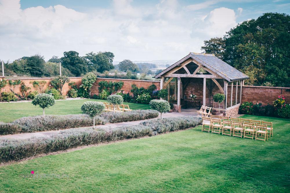 The Arbor at Upton Barn & Walled Garden