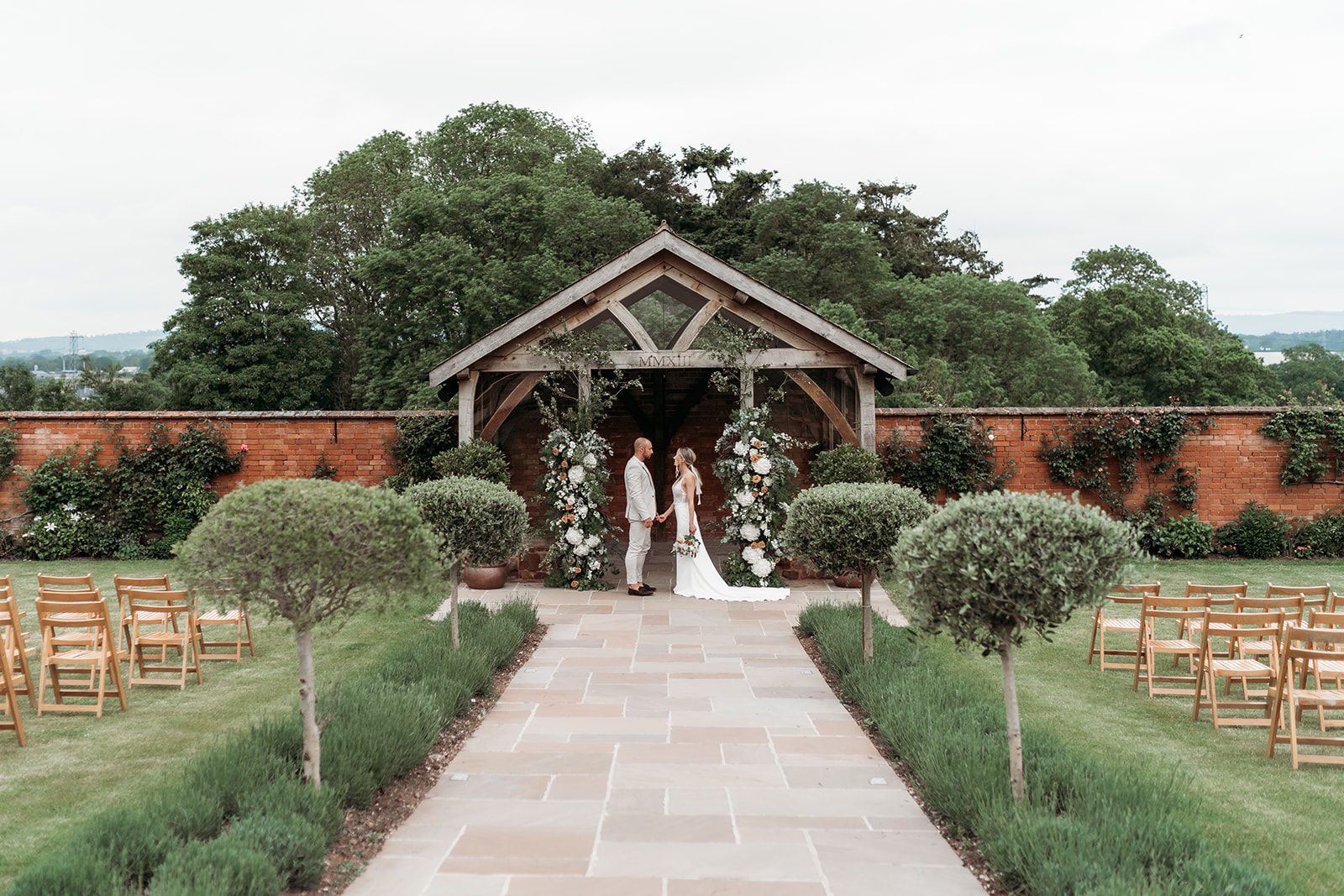 The Walled Garden | Image by Kamila Nowak Photography