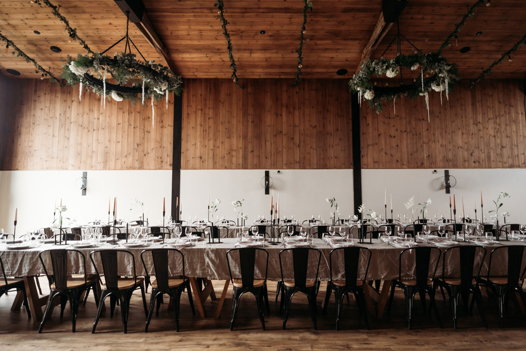 The Stable Barn at Upton Barn & Walled Garden | Image by Kamila Nowak Photography