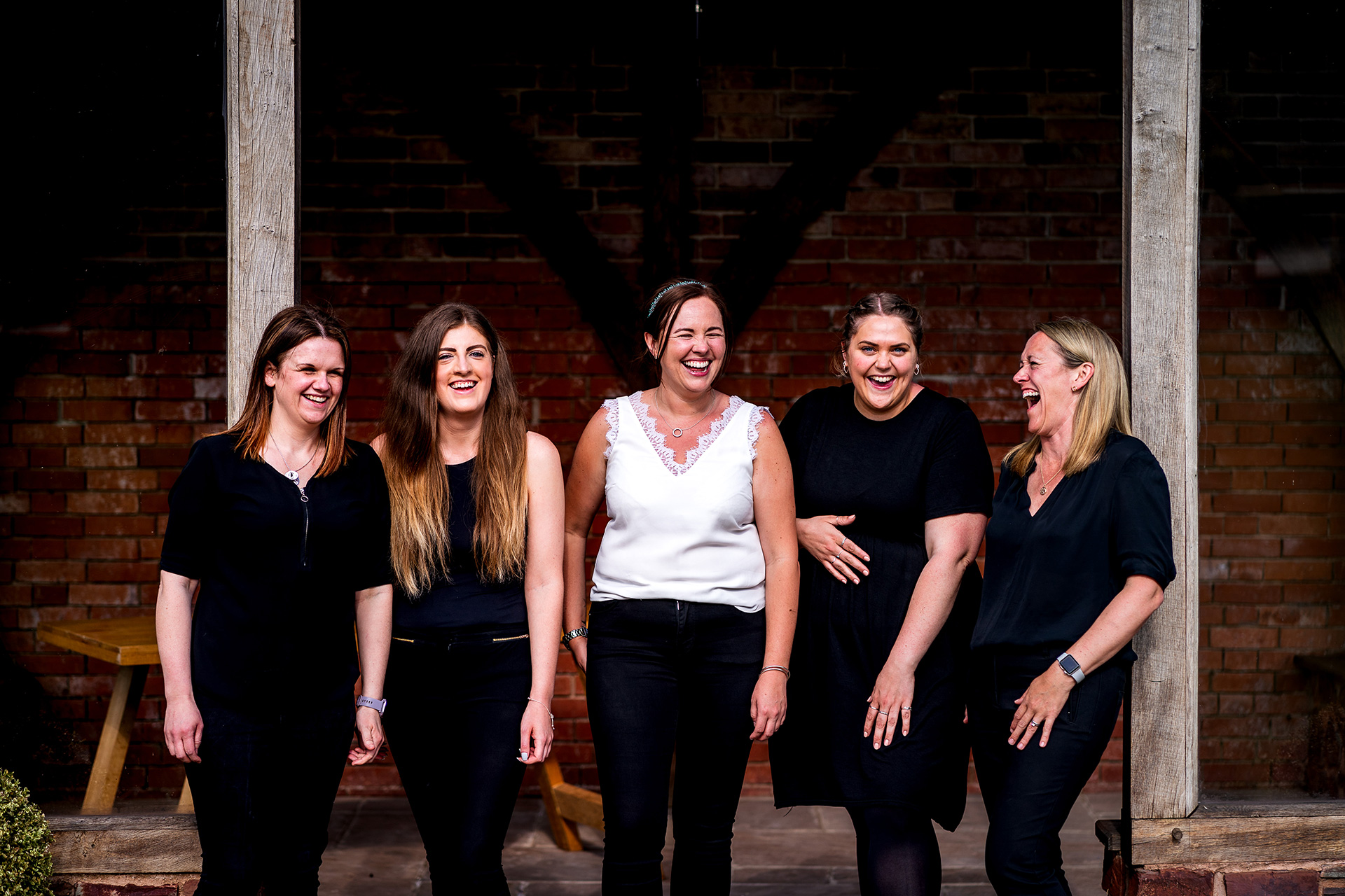 Team at Upton Barn & Walled Garden