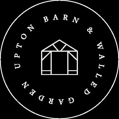 Upton Barn & Walled Garden Logo