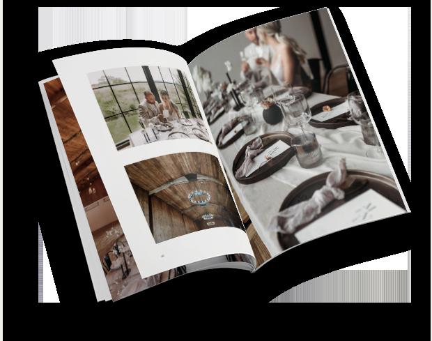 Upton Barn Interactive Brochure