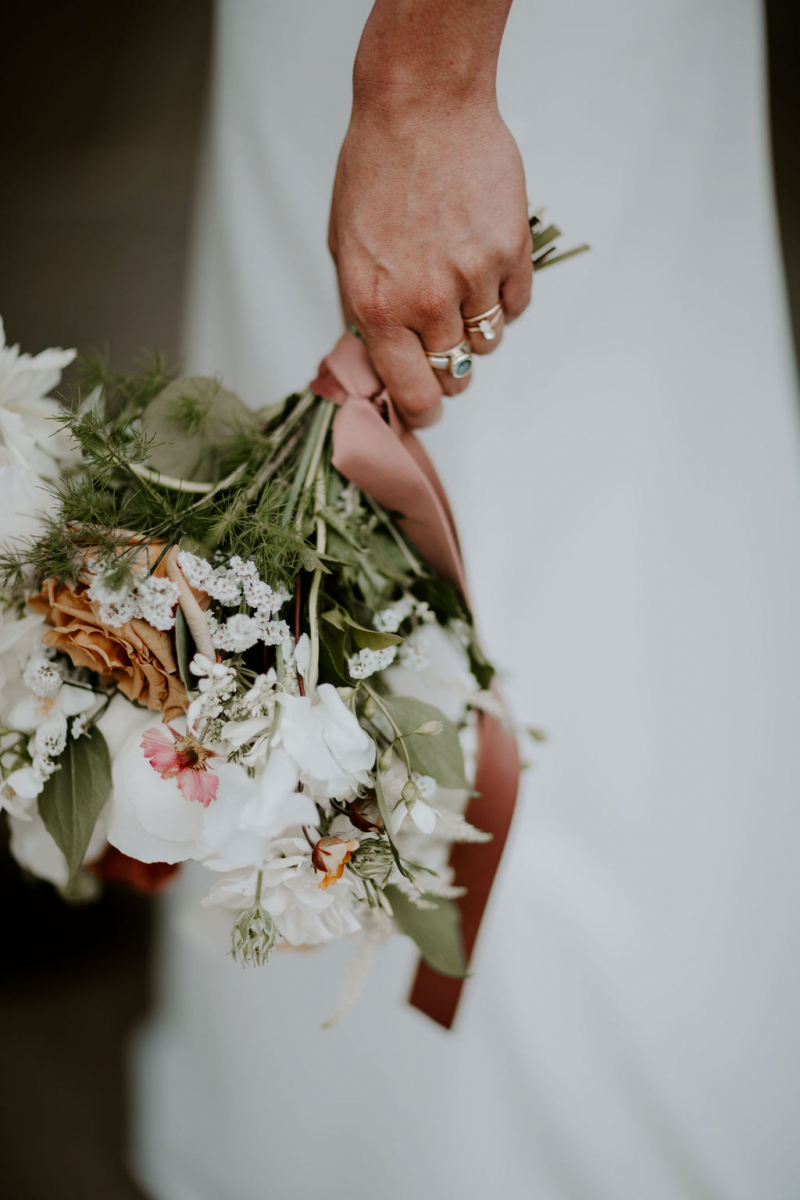 Supplier Spotlight | Flowers by Floren Studio | Image by Ohh So Wild