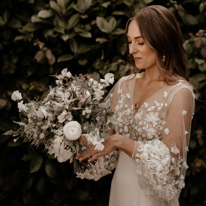 Supplier Spotlight | Flowers by Floren Studio | Image by The Unbridled