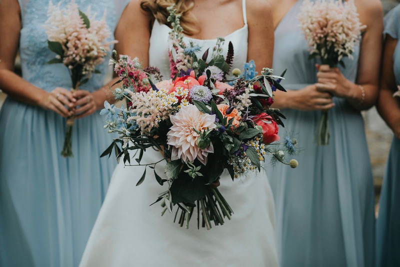 Supplier Spotlight | Flowers by Floren Studio | Image by Libby C Photography