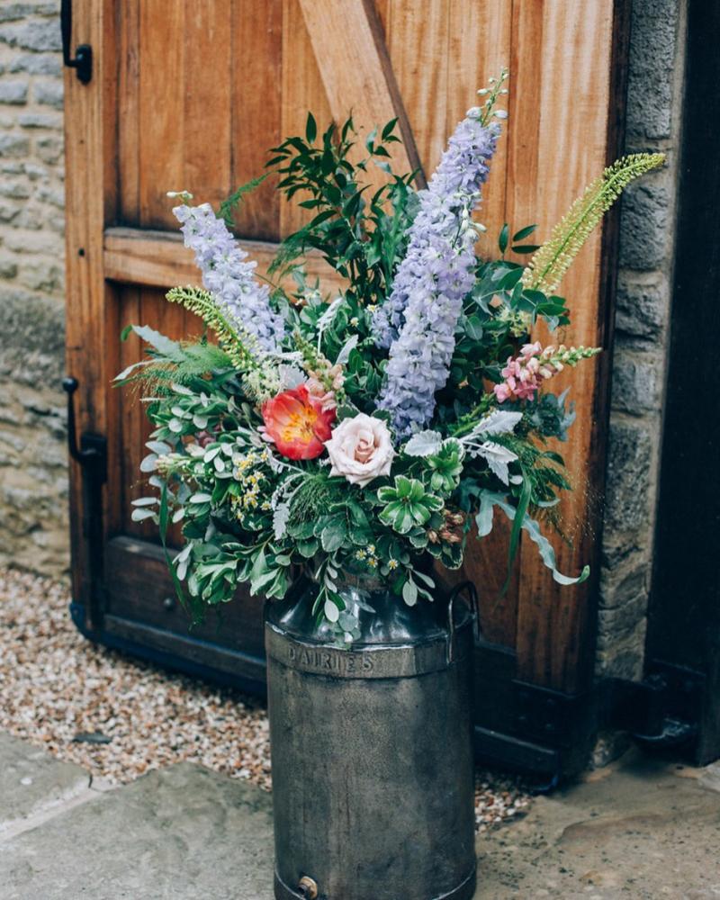 Supplier Spotlight | Flowers by Floren Studio | Image by Casey Avenue